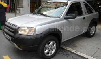 LAND ROVER FREELANDER ADVENTURE TD 4S 3P.