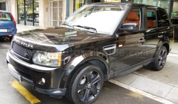 LAND ROVER R.R SPORT 3.0D HSE BLACK EDITION