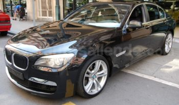 "BMW 740D/A AERODYNAMIC PACK ""M"" DOBLE 306 CV F/E"