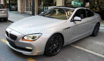 BMW 640D COUPE 313 CV
