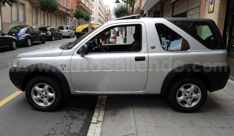 LAND ROVER FREELANDER ADVENTURE TD 4S 3P. lleno