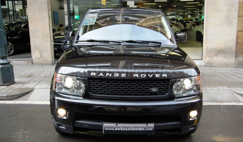 LAND ROVER R.R SPORT 3.0D HSE BLACK EDITION lleno