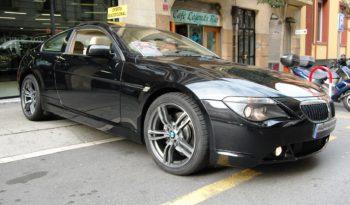 BMW 645 CI 8CIL 24V 333 cv lleno