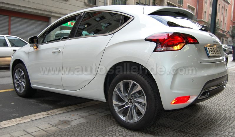CITROEN DS4 E-HDI SST STYLE lleno