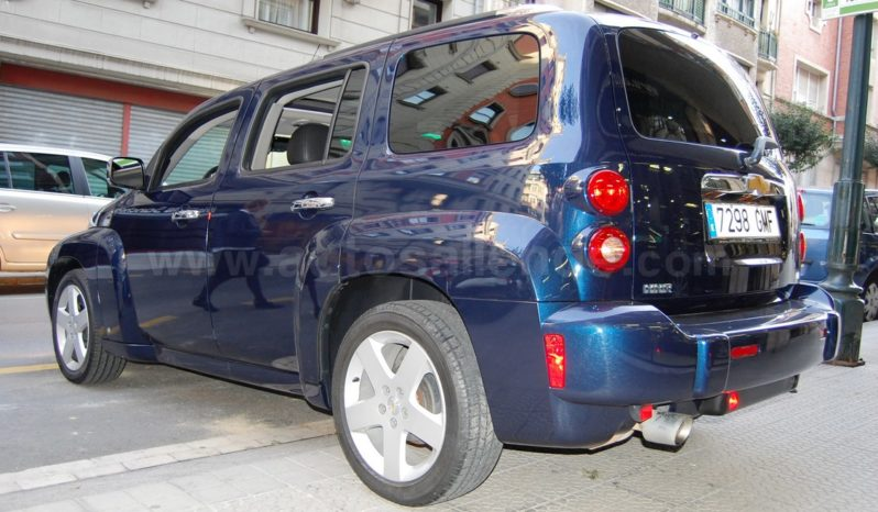 CHEVROLET HHR 2.4i 16v EXCLUSIVE lleno