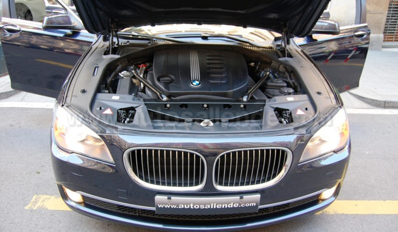 BMW 730D BERLINA lleno