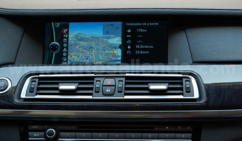 "BMW 740D/A AERODYNAMIC PACK ""M"" DOBLE 306 CV F/E lleno"