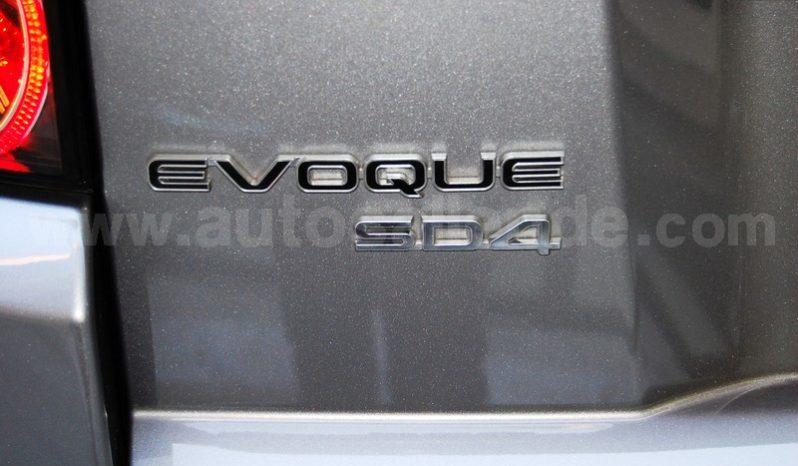 LAND ROVER R.R. EVOQUE Coupe 190 CV 4X4 lleno