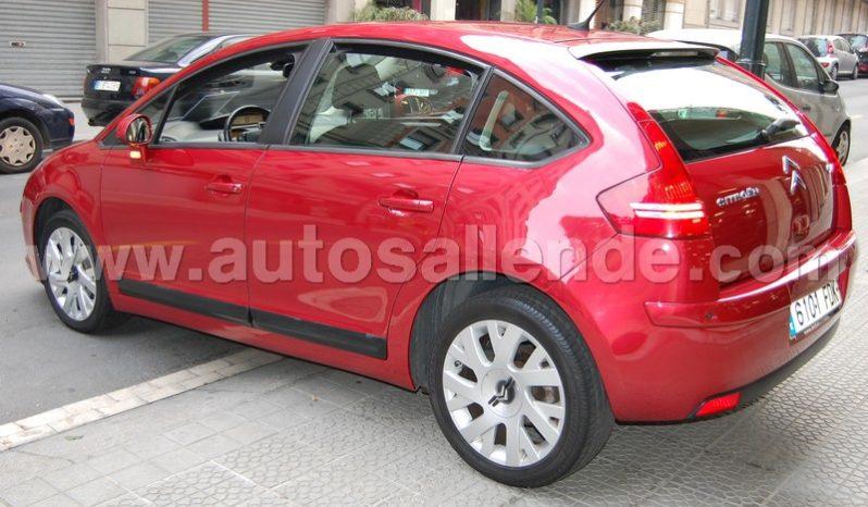 CITROEN C4 HDI 110 CV AUTO. EXCLUSIVE 5P. lleno