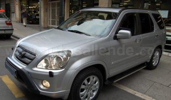 HONDA CR-V DOHC i-VTEC EX 150 CV AUTO