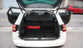 CITROEN C5 TOURER HDI EXCLUSIVE 163 CV lleno