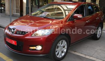 MAZDA CX7 2.3i TURBO SPORTIVE