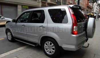 HONDA CR-V DOHC i-VTEC EX 150 CV AUTO lleno