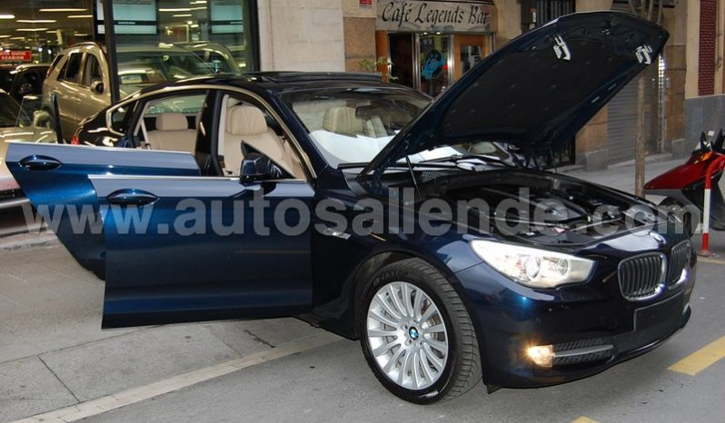 BMW 535D GT PANORAMA 300 CV lleno