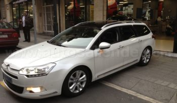 CITROEN C5 TOURER HDI EXCLUSIVE 163 CV