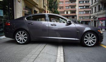 JAGUAR XF PORTFOLIO 3.0D V6 275 CV F/E lleno