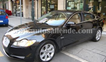 JAGUAR XF 3.0D V6 S LUXURY 275 CV