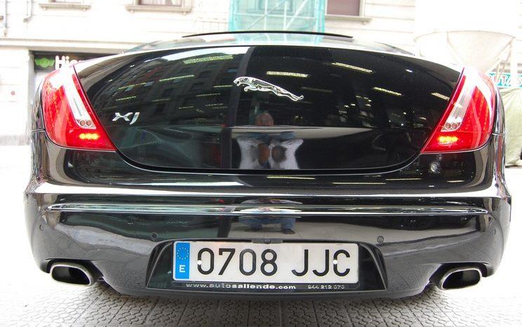 JAGUAR XJ PORTFOLIO 3.0 D 275 c.v. Full/equiped lleno