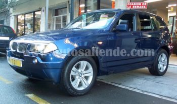 BMW X3 3.0D PACK SPORT
