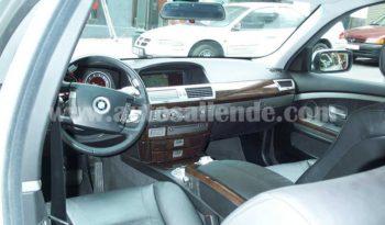 BMW 735I lleno