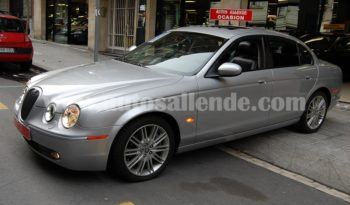 JAGUAR S-TYPE TDI V6 EXECUTIVE