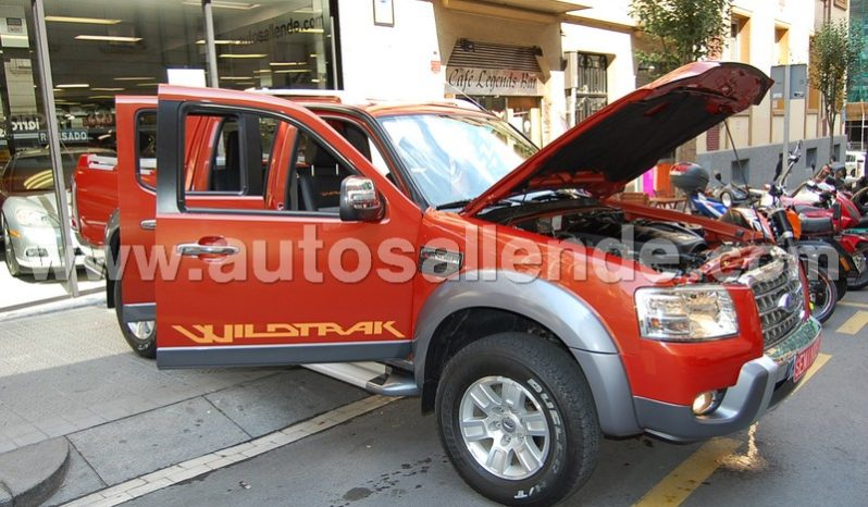 FORD RANGER WILDTRACK 3.0 TDCI 4X4 lleno