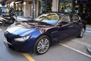 Maserati Ghibli 3.0D 275 cv