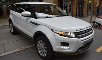 Range Rover Evoque 2.2L eD4 Pure LAND ROVER lleno