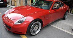 Ferrari 612 Scaglietti Novitec 540 cv