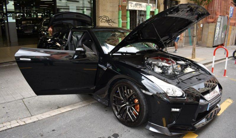 NISSAN R-35 GT-R 570 cv Pearl Black Mod.2019 lleno